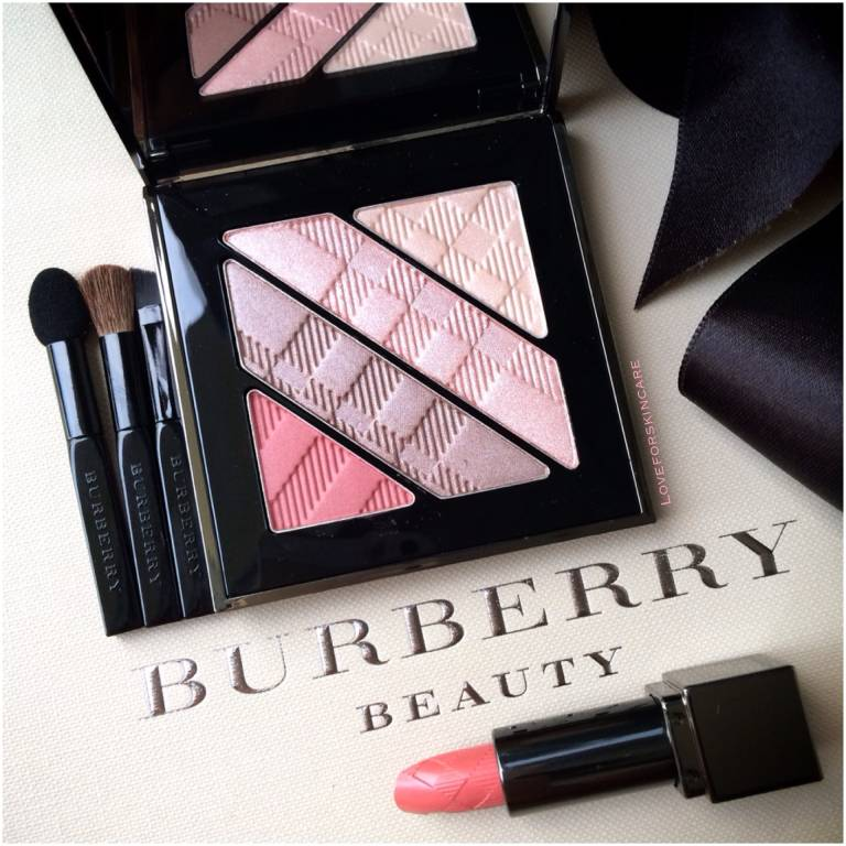 Burberry – Complete Eye Palette Rose Pink No.10