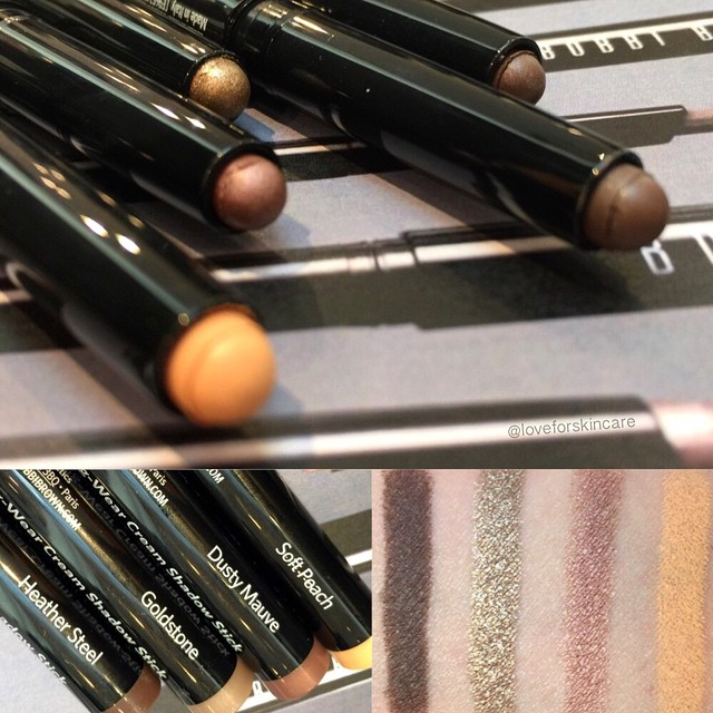 Bobbi Brown Long-Wear Cream Shadow Stick 2015