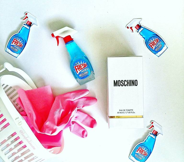 Moschino Fresh Couture – 5 Things I Told Myself