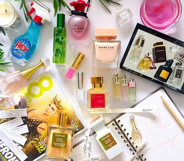 Fragrance Picks Scent of the Day!