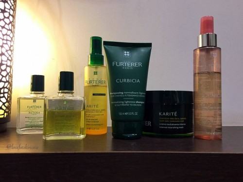 Rene Furterer Hair Spa Product Recommendation