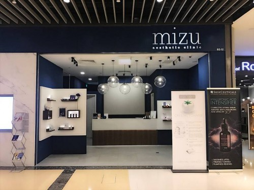 Mizu Aesthetic Clinic conveniently located at Downtown MRT